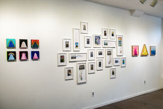 Featured Collections: Kelly Kozma, Sarah Detweiler, and Han Cao, installation view