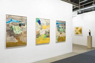 Stephen Friedman Gallery at Art Basel 2015, installation view