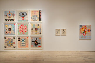 Karla Knight: Notes from the Lightship, installation view