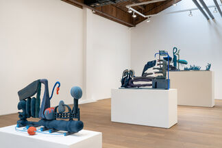 MATTHEW RONAY — 'SENDING AND RECEIVING', installation view
