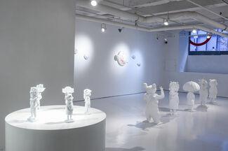 NAOYA: The Wonderverse of POLYKANTEN, installation view