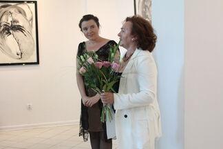 Abakanowicz, installation view
