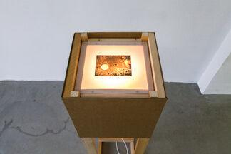 a grain of salt, installation view
