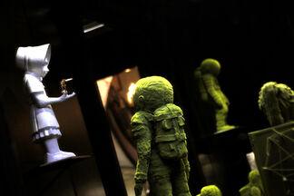 Kim Simonsson: Shaman Party, installation view