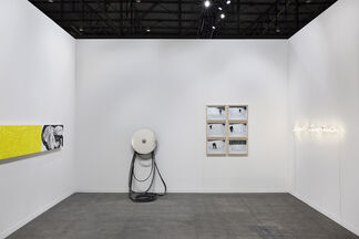 Häusler Contemporary at artgenève 2018, installation view