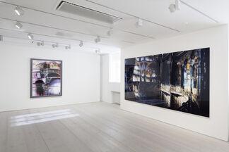 Ola Kolehmainen: sense of volume, installation view