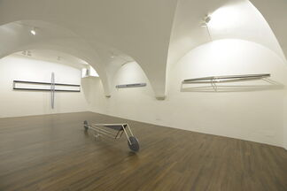 Gianni Piacentino, installation view