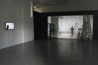 Carola Bravo: Legal Graffiti, installation view