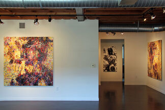 """""""Together & Alone"""" by Ian Harvey and Koo Kyung Sook, installation view"""