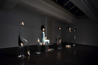 'the LIFE' - Yu Jinyoung, installation view