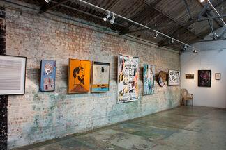Spectrum: Winter Group Show, installation view