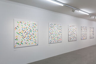 Edgar Knoop – subway 813, installation view