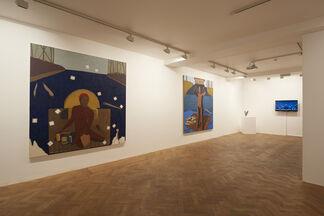 Mythopoeia   Mequitta Ahuja, Kapwani Kiwanga, Pamela Phatsimo Sunstrum and Alida Rodrigues, installation view