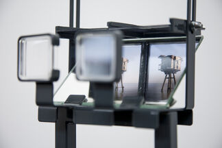 The Geometrical Determination of The Sunrise at The New Art Gallery Walsall, installation view
