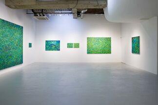 Kazuya Sakamoto: Between Breaths, installation view