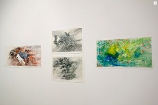 Being Here, installation view