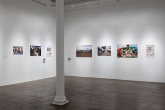 To Whom it May Concern: Photographs from the Archives of Haaretz Newspaper, installation view