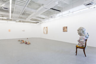 The Rest is History, installation view