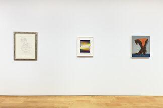 10, installation view