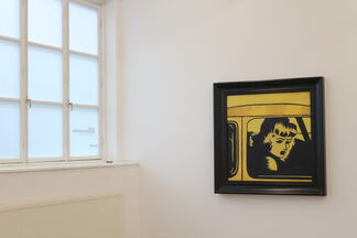 A Work of Art is NOTHING, installation view