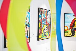 Speedy Graphito - FUSIONS, installation view