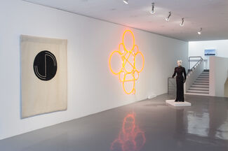 RESET I and MODERNISM, installation view