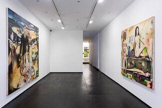 Vangelis Pliarides, installation view