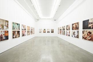 """Ryan McGinley - """"Mirror, Mirror"""", installation view"""