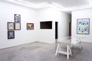 Gwenaël Rattke: The Human Error, installation view