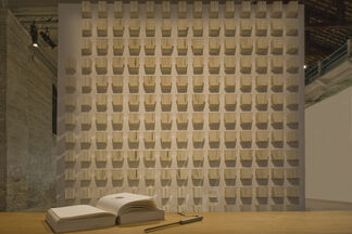 Joana Hadjithomas & Khalil Joreige at the Venice Bienniale, installation view