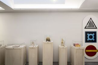 Collection #1 curated by Studio Job, installation view
