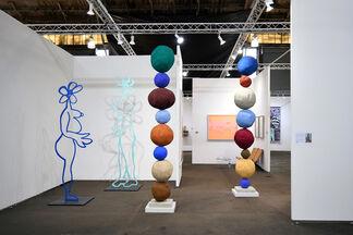 Winston Wächter Fine Art at UNTITLED Art, San Francisco 2019, installation view