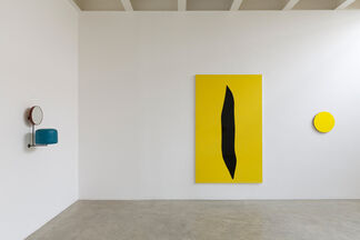 Iron & Diamonds - Thomas Grünfeld, Gary Hume, installation view