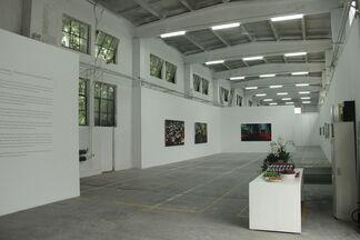Gao Runsheng •Be Quiet, installation view
