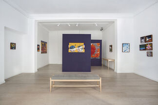 Nice Paintings by Anthony Morton, installation view