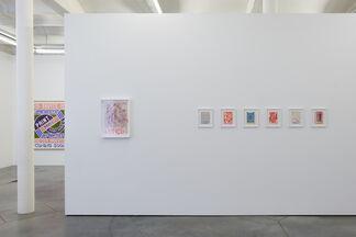 Paper Works, installation view