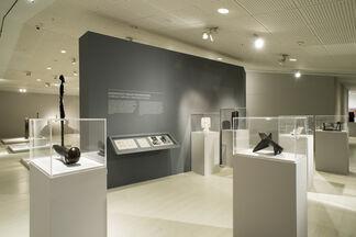 Alberto Giacometti, installation view