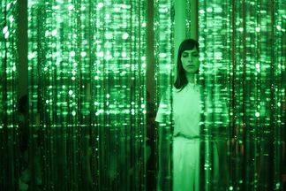 In the Glow of a Breathing Sphere, installation view