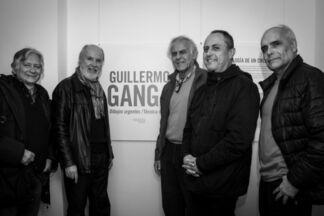 DIBUJOS URGENTES | GUILLERMO GANGA, installation view