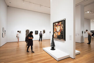 BRUCE CONNER: IT'S ALL TRUE, installation view