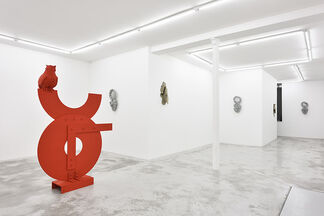 Nathan Mabry: Under The Sun, installation view