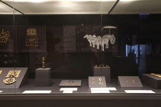 History of Gold: Masterpieces from Shaanxi, installation view