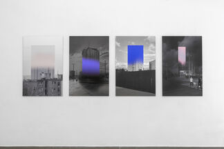 Ani Molnár Gallery at Art Brussels 2021, installation view