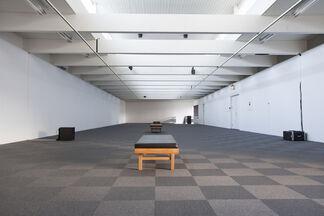 Morten Norbye Halvorsen: Wave Table Concert, installation view