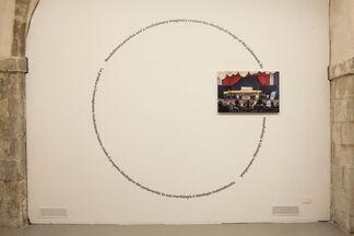 Laveronica Arte Contemporanea at Art Brussels 2016, installation view