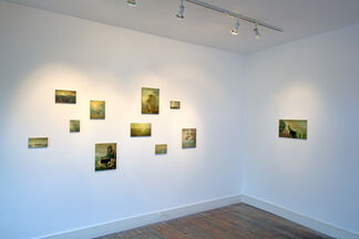 Part II: The Turning World, installation view