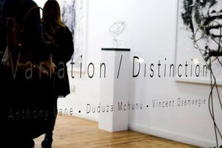 Variation / Distinction, installation view
