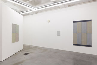 VISCERAL COLOUR FIELDS, installation view