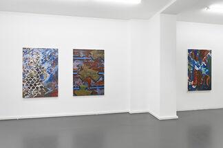 Laurence Egloff, installation view