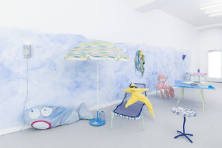 Postcards from Superpoly, installation view